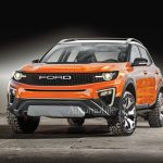2021 Ford Baby Bronco Drivetrain