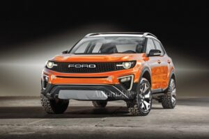 2021 Ford Baby Bronco Drivetrain
