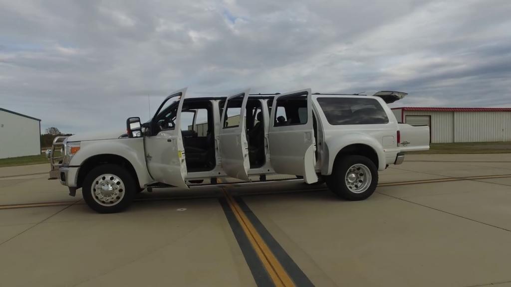 2021 Ford Excursion Powertrain
