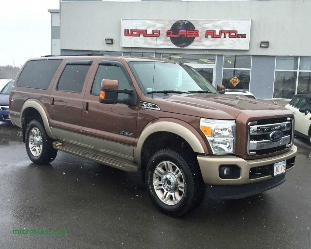 2021 Ford Excursion Price
