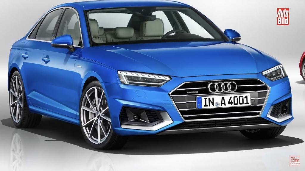 2021 Audi A4 Images