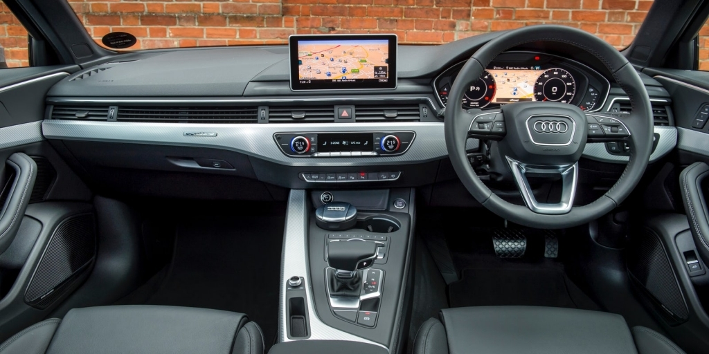 2021 Audi A4 Pictures