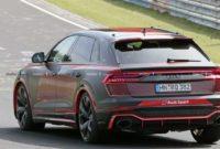 2021 Audi RS Q8 Specs