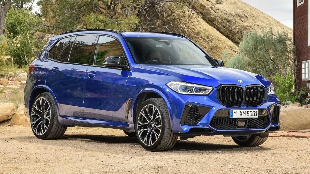 2021 BMW X5 M Interior | US Cars News