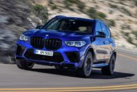 2021 BMW X5 M Spy Shots