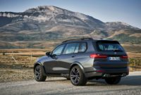 2021 BMW X7 M Spy Photos