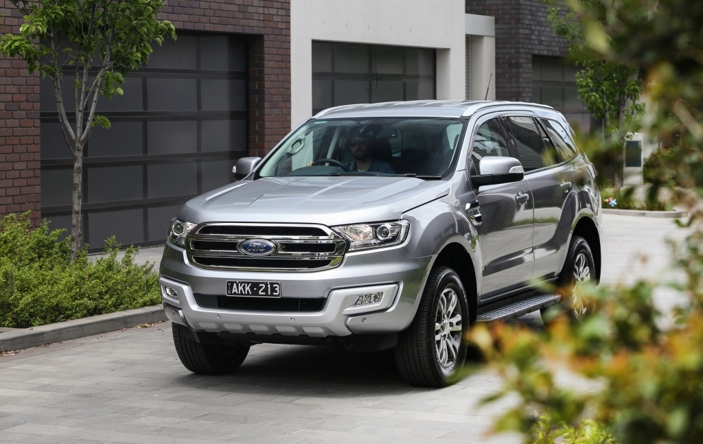 2021 Ford Everest Price