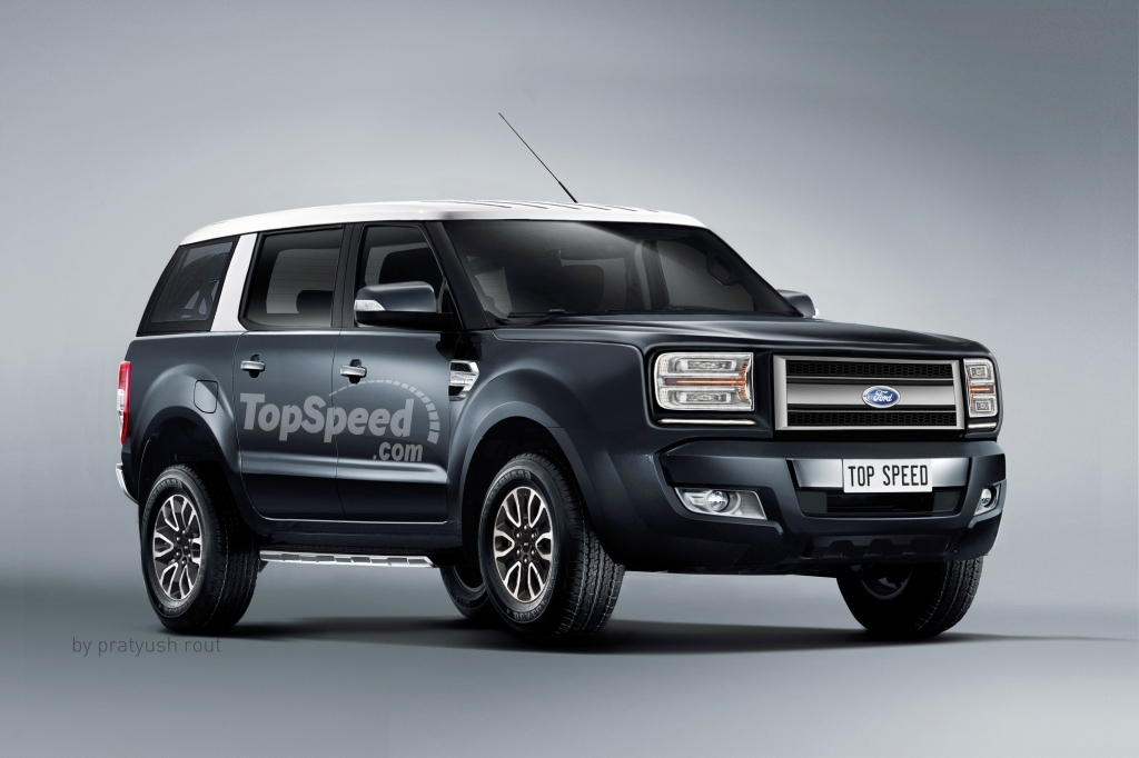 2021 Ford Everest Specs