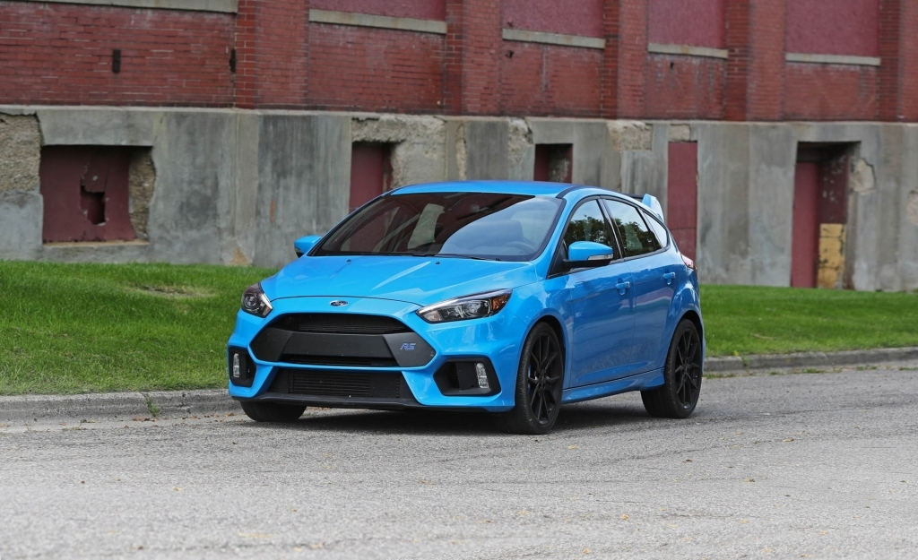 2021 Ford Focus RS Wallpapers