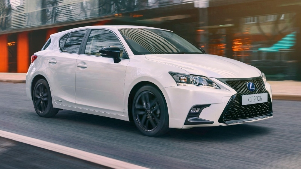 2021 Lexus CT 200h Price