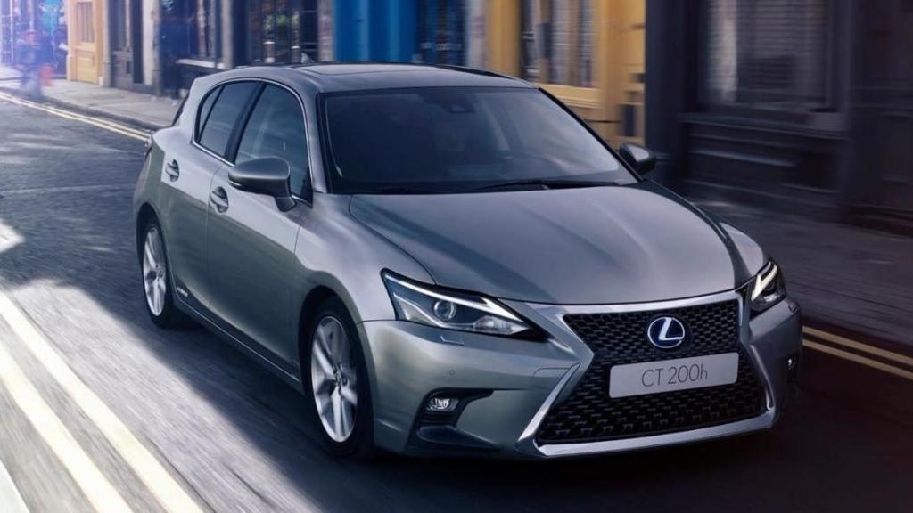 2021 Lexus CT 200h Release Date