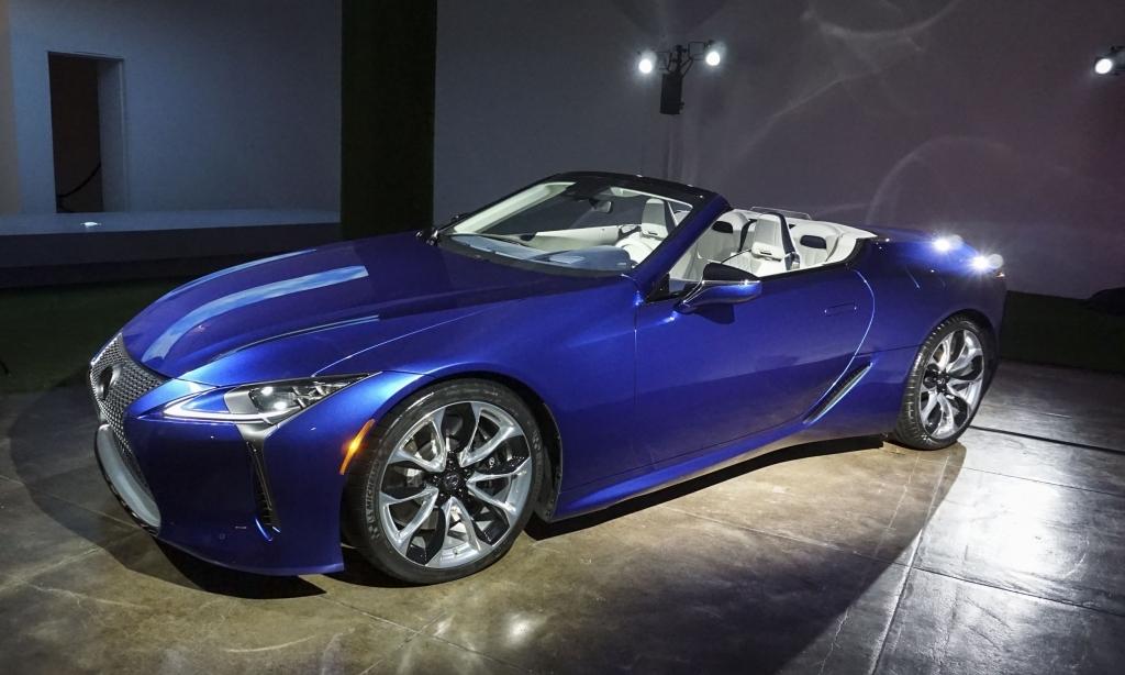 2021 Lexus LS Price