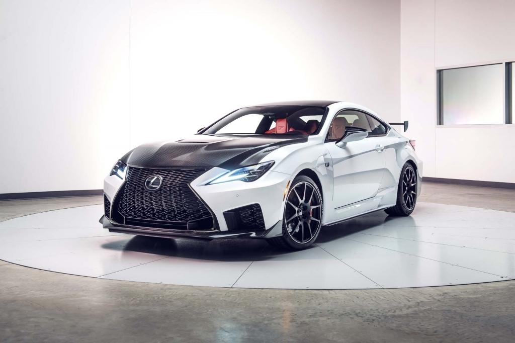 2021 Lexus RC Exterior
