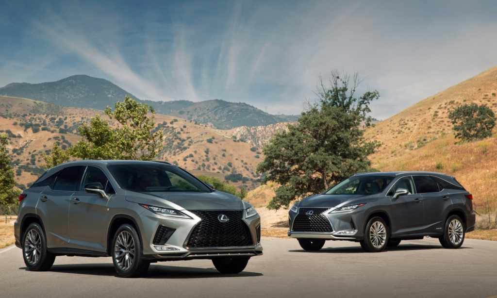 2021 lexus rx 350 review colors redesign and release