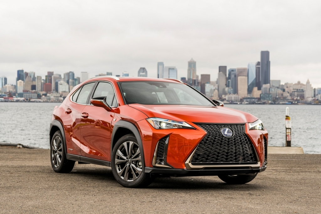 2021 Lexus UX 200 And UX 250h Release Date