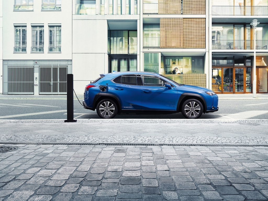 2021 Lexus UX 200 And UX 250h Wallpapers