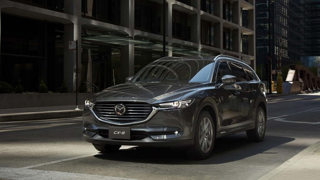2021 Mazda CX7 Redesign