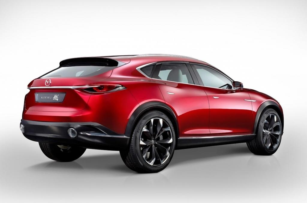 2021 Mazda CX7 Spy Shots