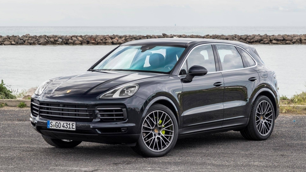 2021 Porsche Cayenne Wallpapers