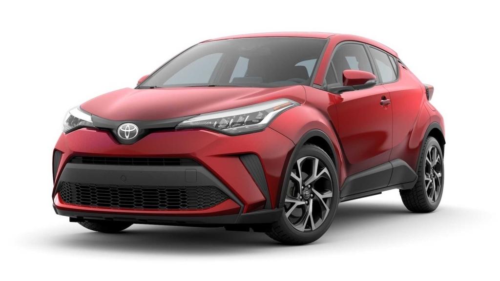 2021 Toyota CHR Price