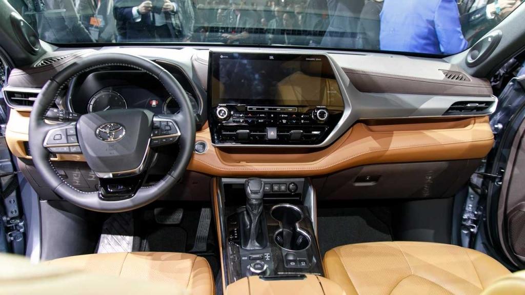 2021 Toyota Highlander Images