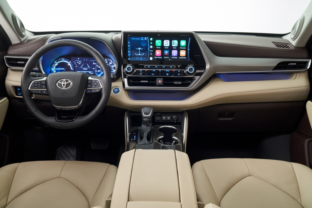 2021 Toyota Highlander Specs