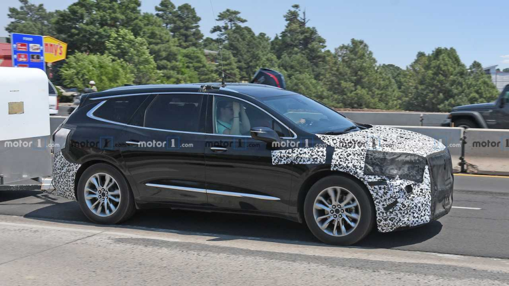 2021 buick enclave redesign changes price and specs