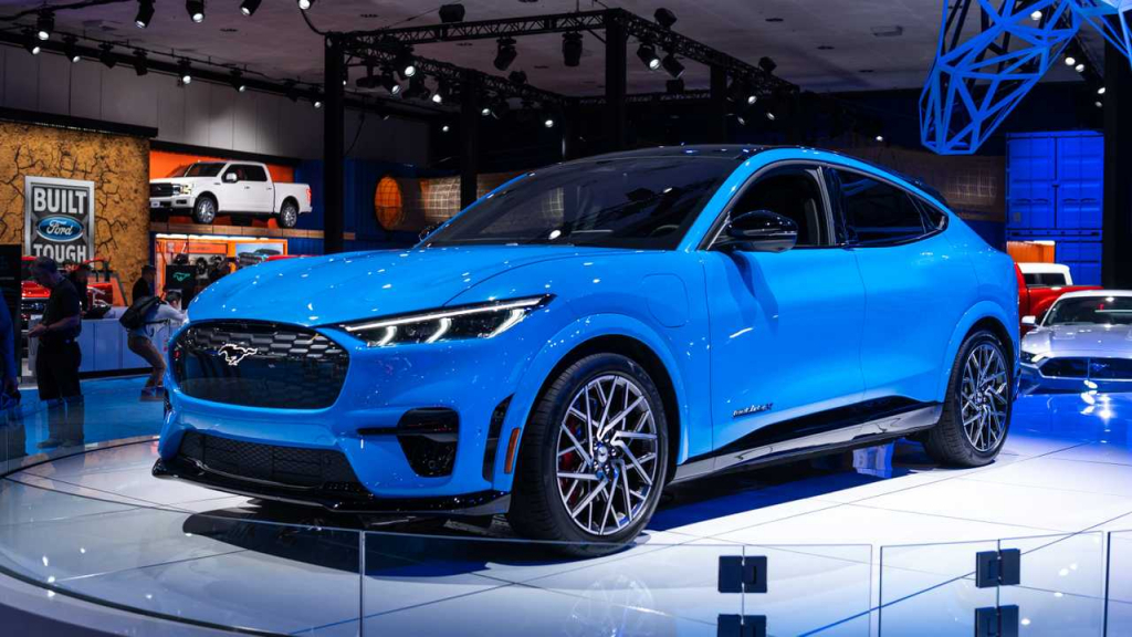 2021 ford mach 1 suv price | us cars news