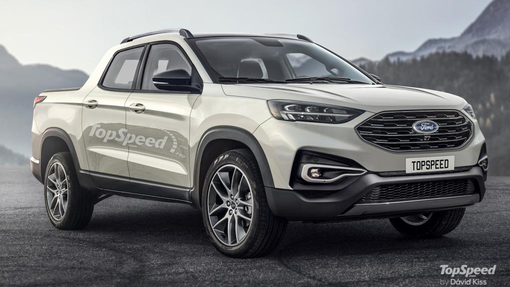 2021 Ford Ranchero Concept