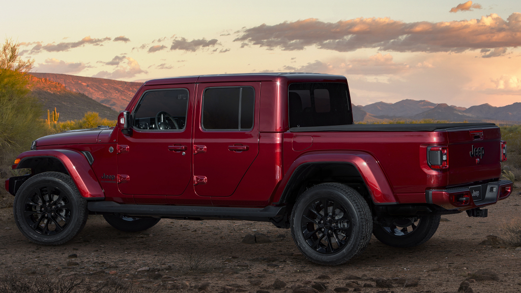 2021 jeep gladiator images  us cars news