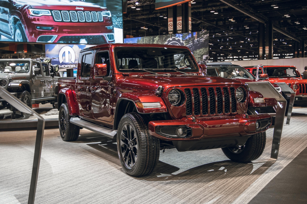 2021 Jeep Gladiator: Colors, Diesel, Release Date, and ...