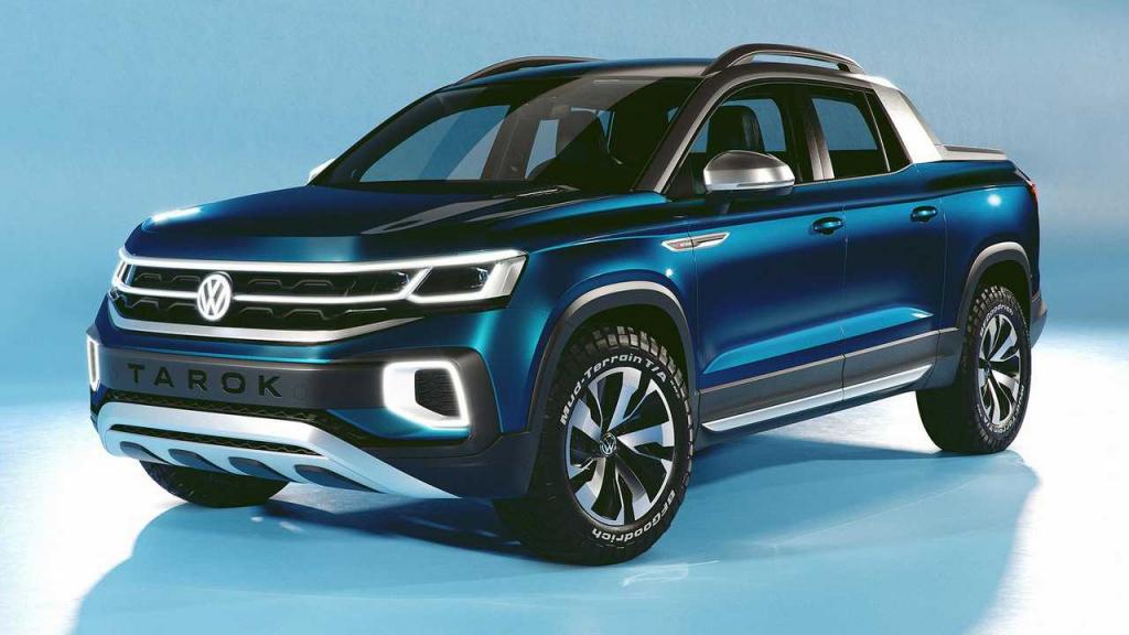 2021 VW Amarok Images