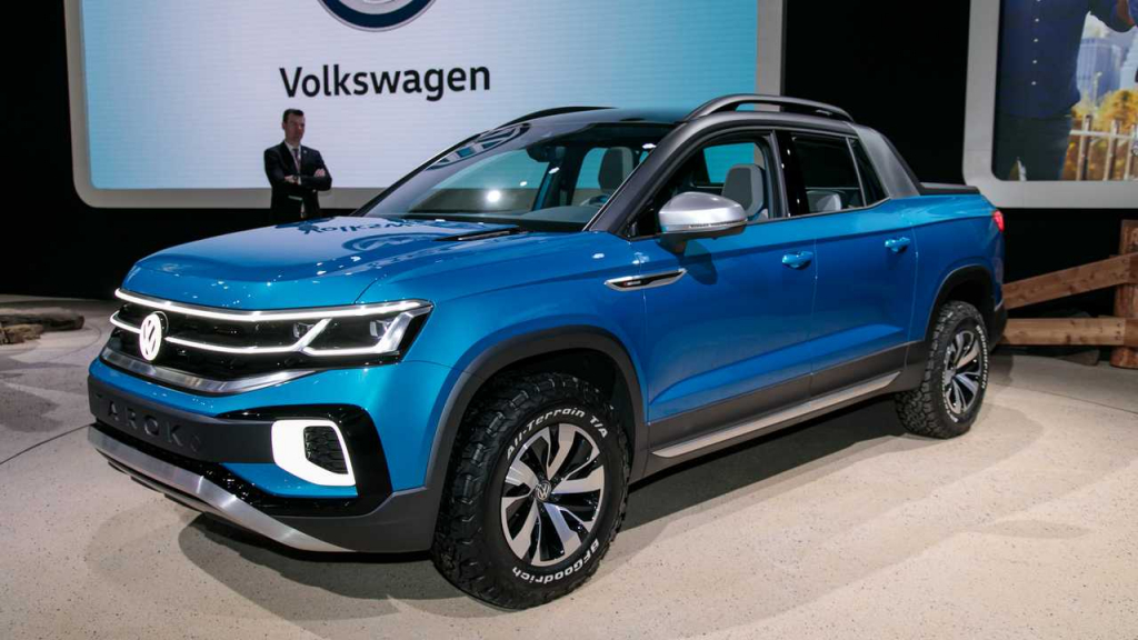 2021 vw amarok: redesign, usa specs, towing, and price