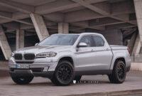 2021 BMW Pickup Truck Engine