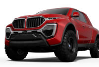2021 BMW Pickup Truck Powertrain