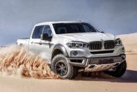 2021 BMW Pickup Truck Redesign