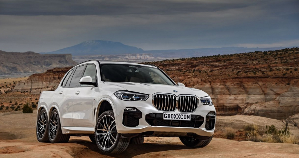 2021 BMW Pickup Truck Wallpapers