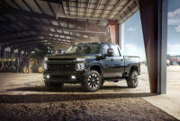 2021 Chevy Silverado 1500 Powertrain