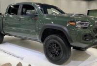 2022 Toyota Tacoma Powertrain