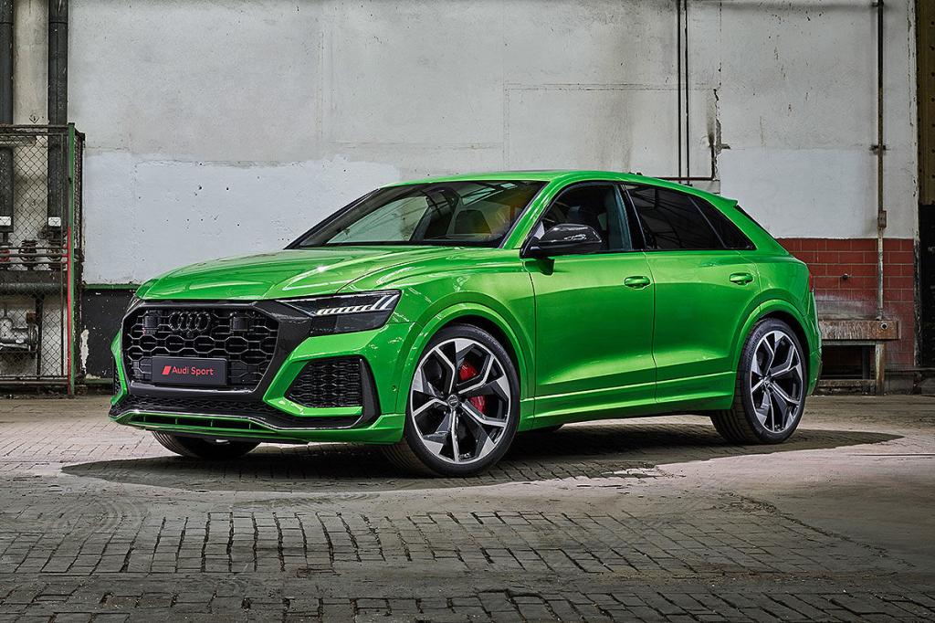 2021 Audi Truck Price