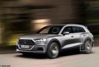 2021 Audi Truck Spy Photos