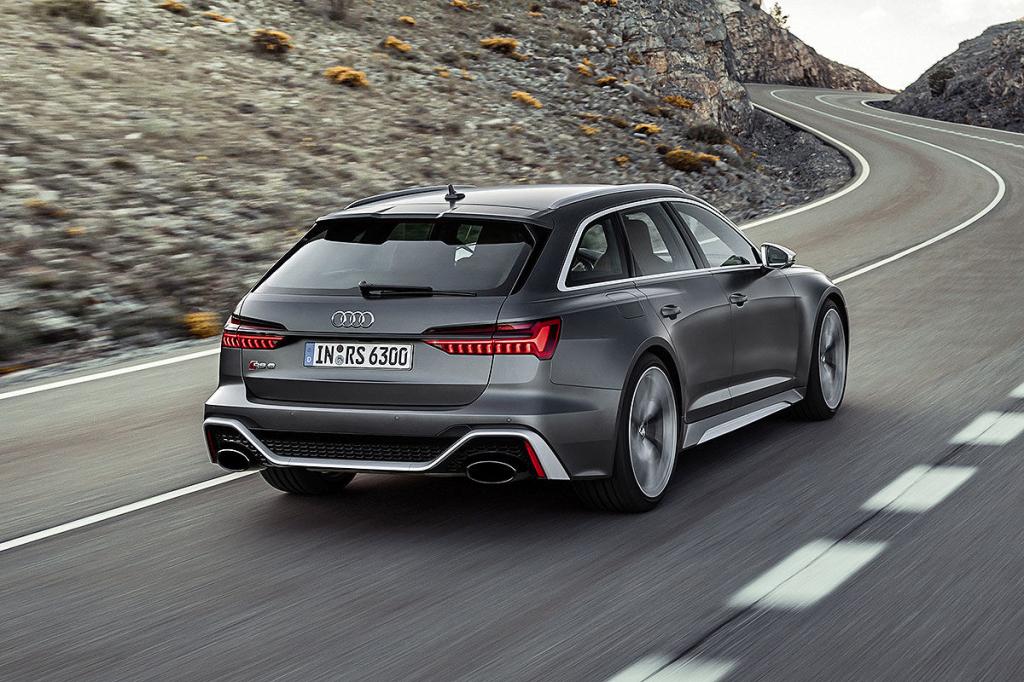 2021 Audi Truck Spy Shots