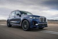 2021 BMW Alpina XB7 Pictures
