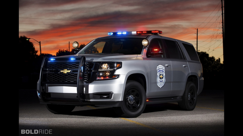 2021 Chevy Tahoe PPV Images