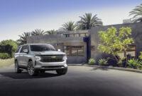 2021 Chevy Tahoe PPV Interior