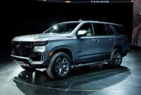 2021 Chevy Tahoe PPV Pictures