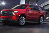 2021 Chevy Tahoe PPV Price