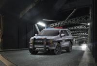 2021 Chevy Tahoe PPV Specs