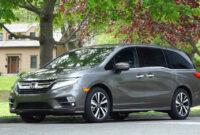 2021 Honda Odyssey Exterior