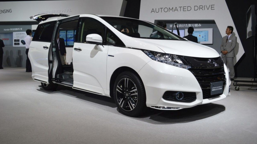 2021 Honda Odyssey Images